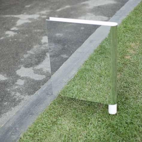 Invisible Outdoor Illuminators