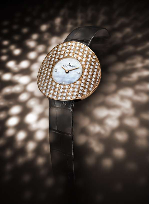Blinged-Out Timepieces