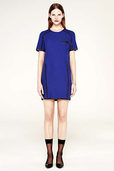 Cobalt Shift Dresses
