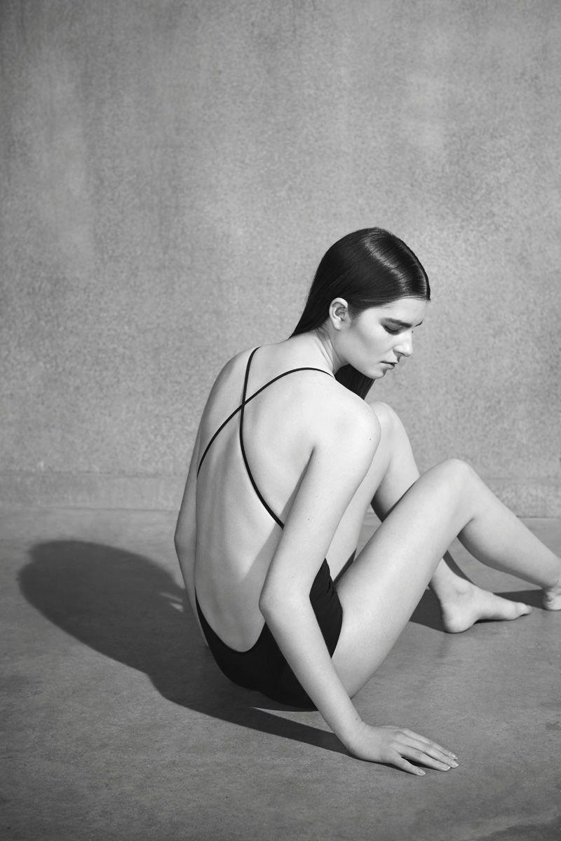 Minimalist Swimsuit Collection