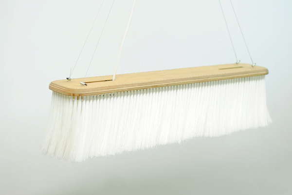 Household Brush-Inspired Decor