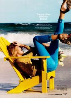 Free-Loving Beachside Editorials