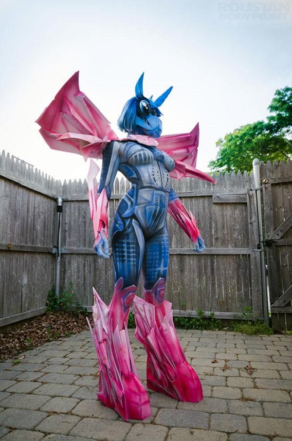 Cyborg Pony Costumes