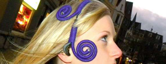 Eco Hairband Headsets