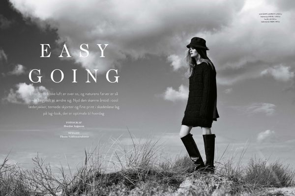 Costume Magazine 'Easy Going'