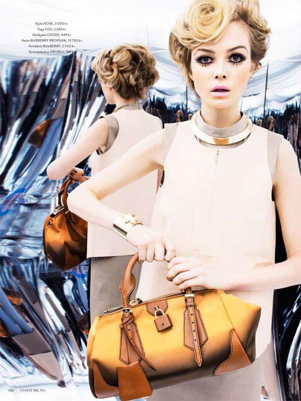 Reflective Sixties Fashion
