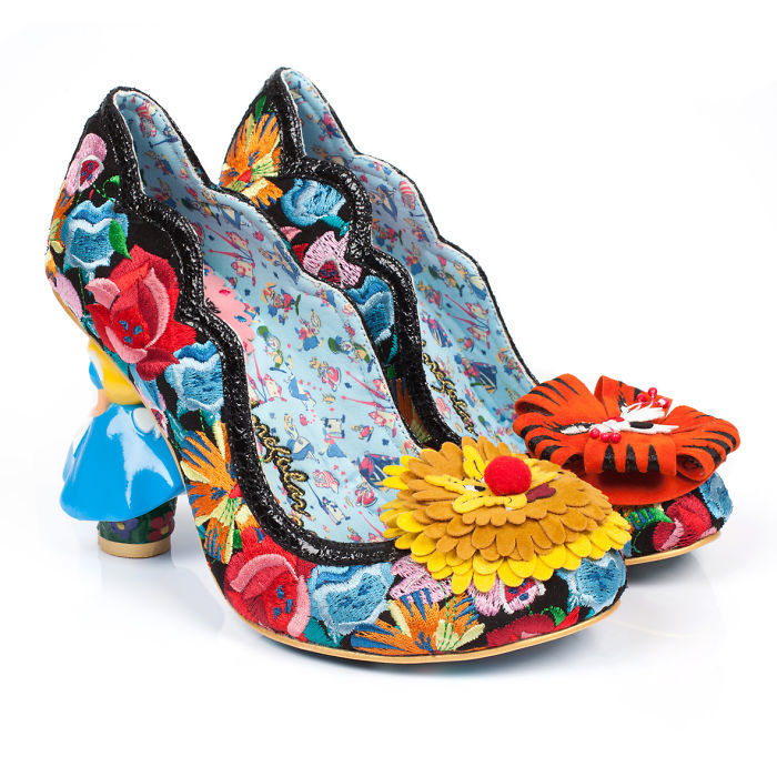 Whimsical Literary Heels