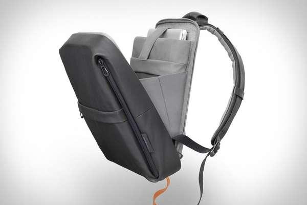 Flat Functional Backpacks