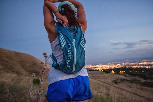 Hydrating Trail Running Packs