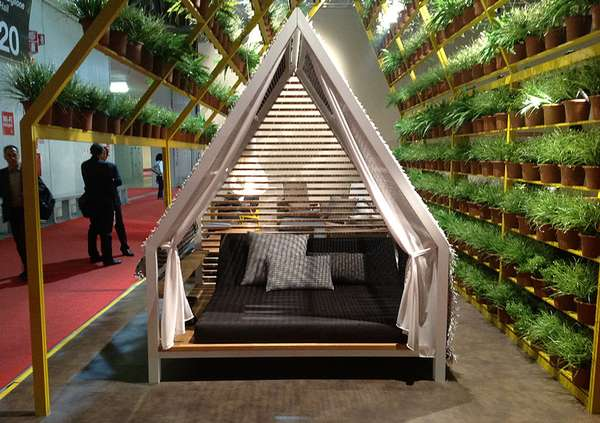 Euphoric Outdoor Dwellings