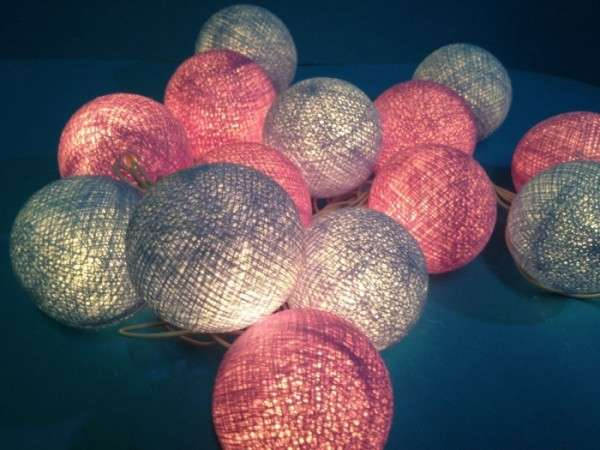 Whimsical Bubble Lanterns