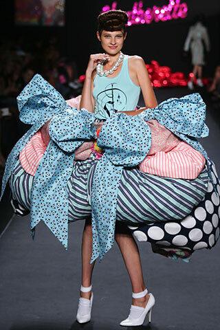 Cotton Candy Bubble Skirts Heatherette