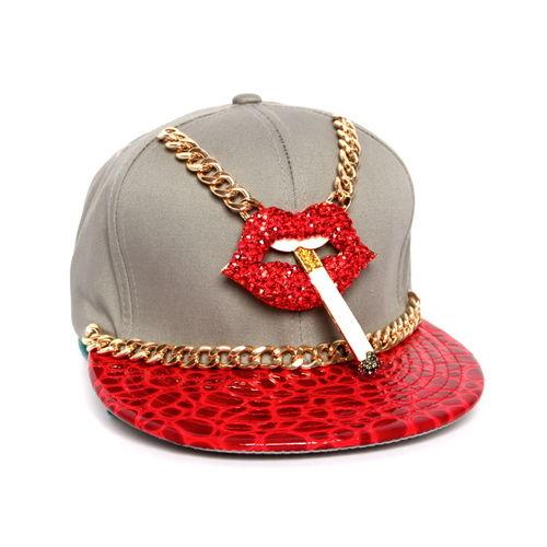 Chain Smoking Caps