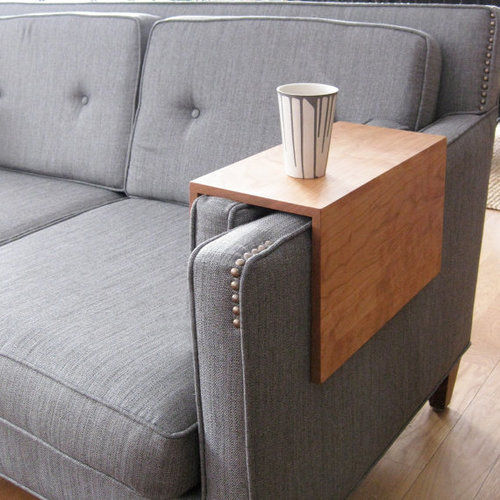 Wraparound Sofa Shelves