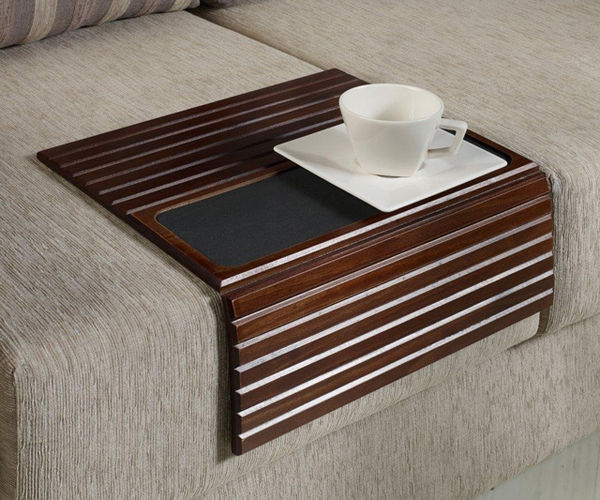 Bendable Wooden Couch Tables