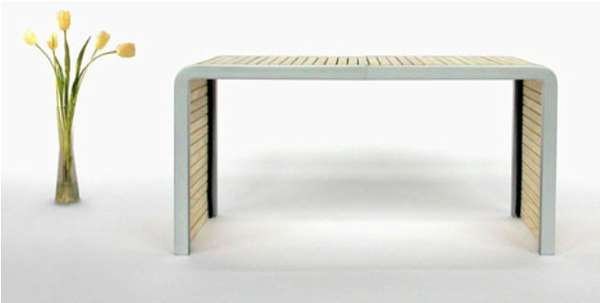 Extendable Wooden Workspaces