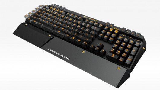Anti-Ghosting Gaming Keyboards