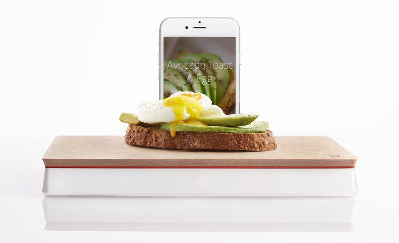 Smart Kitchen Countertops
