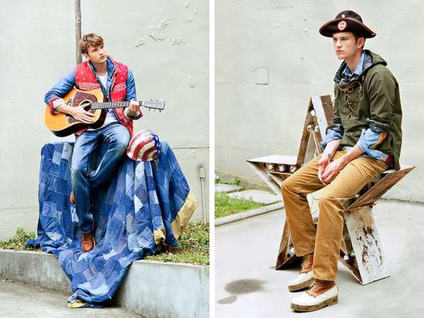 Classic Country Boy Editorials