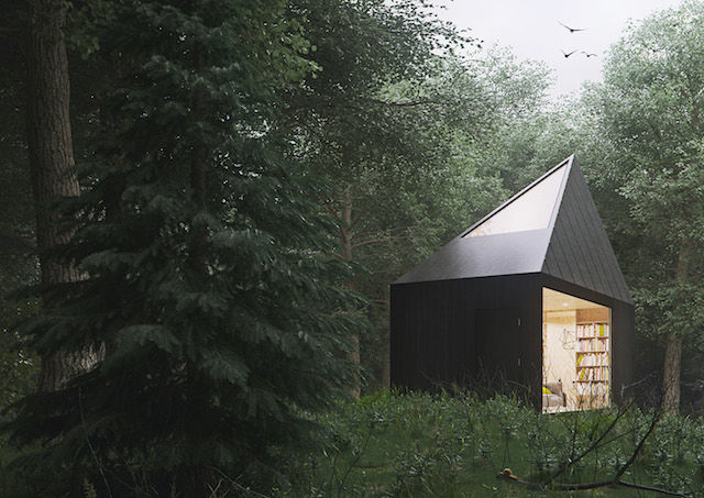 Modernist Country Cabins