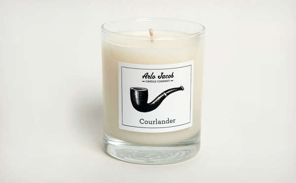 Sumptuously Smoky Scented Candles