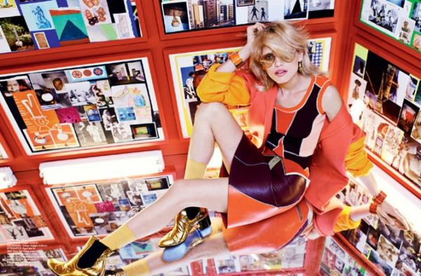 60's Pop Art Editorials
