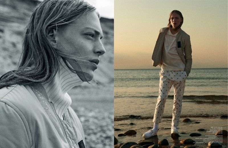 Nostalgic Surfer Editorials