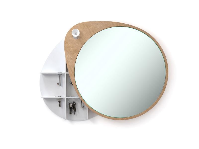 Covert Keyhole Mirrors