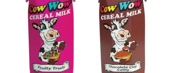 Cereal-Flavored Milks