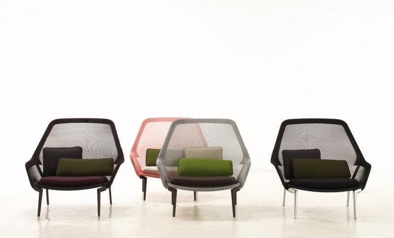 Relaxing Lightweight Armchairs