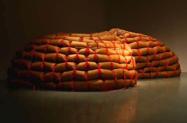 Comfy Sandbag Bunkers