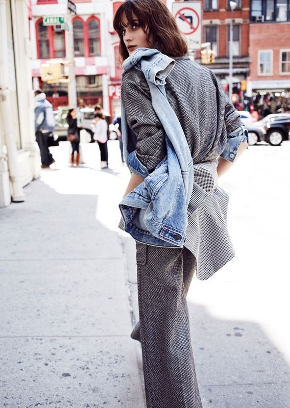 Denim Tomboy Editorials