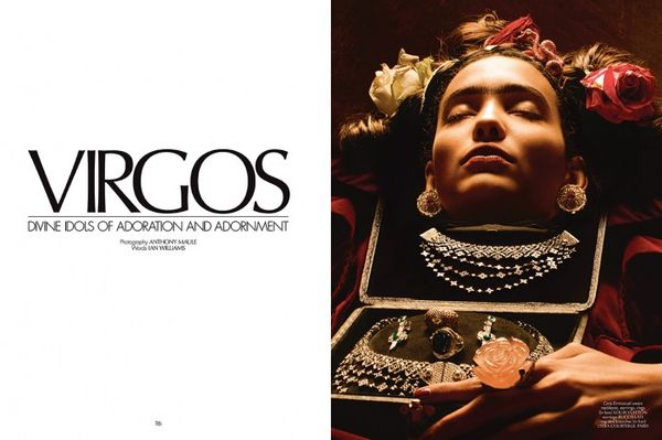 CR Fashion Book 'Virgos'