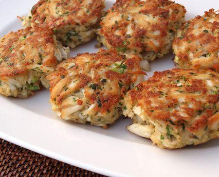 Quick Crab Cake Recipes