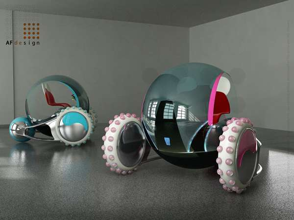 Crawling Spherical Subcompacts