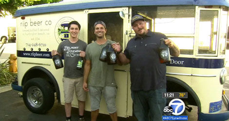 Craft Beer Delivery Services