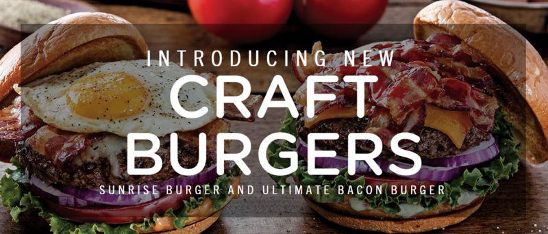 Grass-Fed Restaurant Burgers