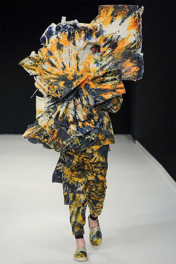 Camouflaged Canvas Couture
