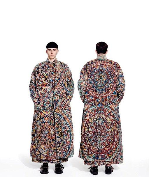 Vanguard Kaleidoscope Menswear