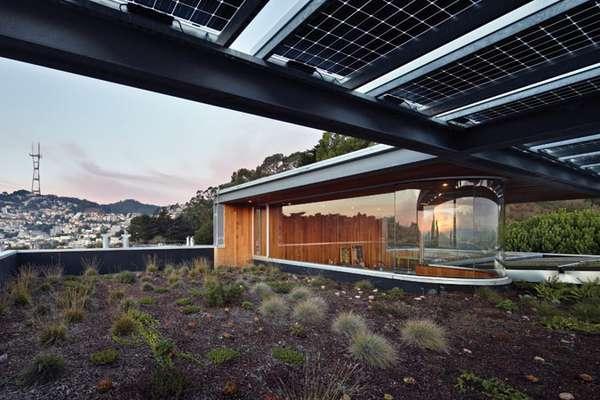 Rooftop Garden Abodes