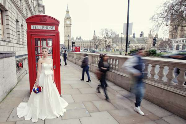 British Bridal Photography