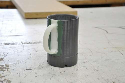 Ashtray Coffee Mugs