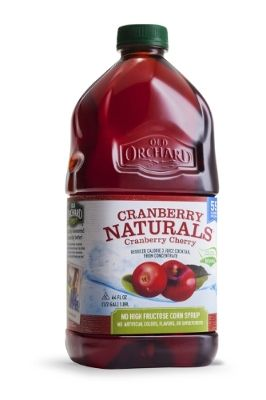 Cleansing Cranberry Drinks