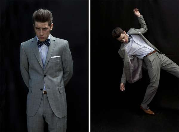 Expressive Suited Shoots