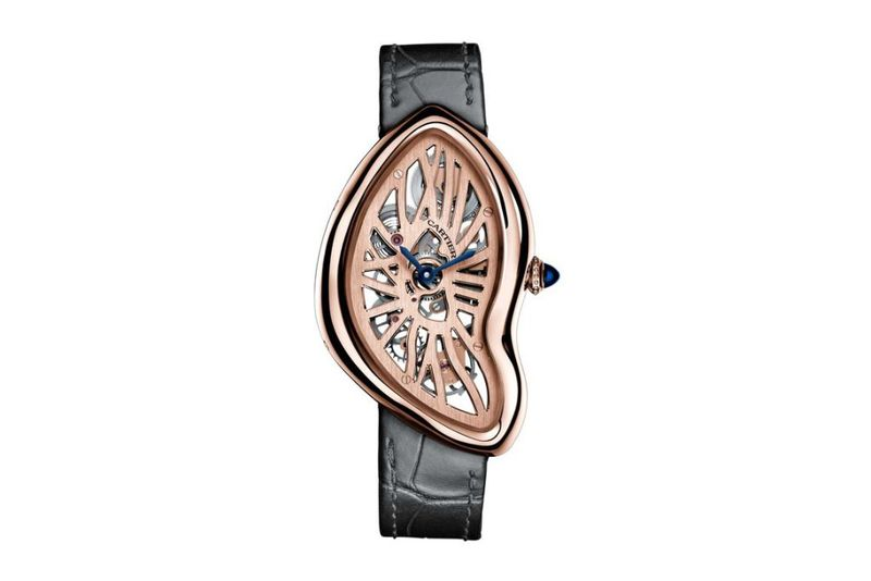 Ear-Shaped Luxury Watches