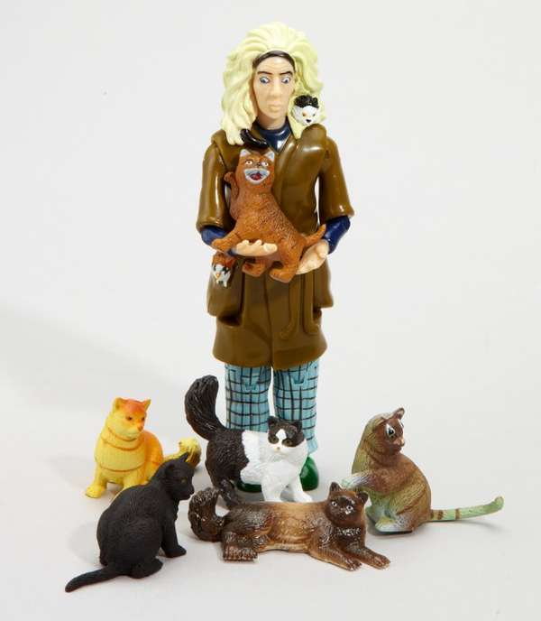 Pet Addict Sculptures