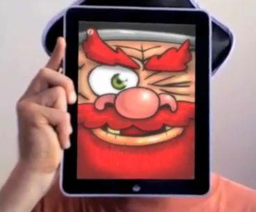 Fun Alter Ego Apps : crazy face pirate app