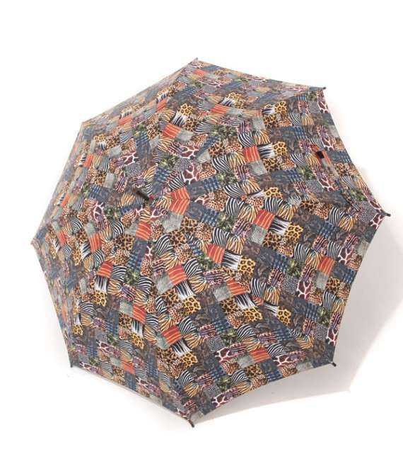 Stylish Safari Print Parasols
