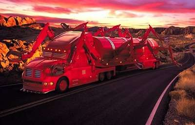 Untraditional Trucks