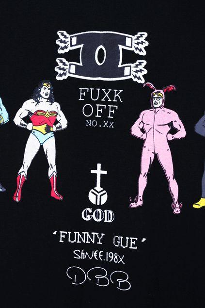 Masculinized Media T-Shirts